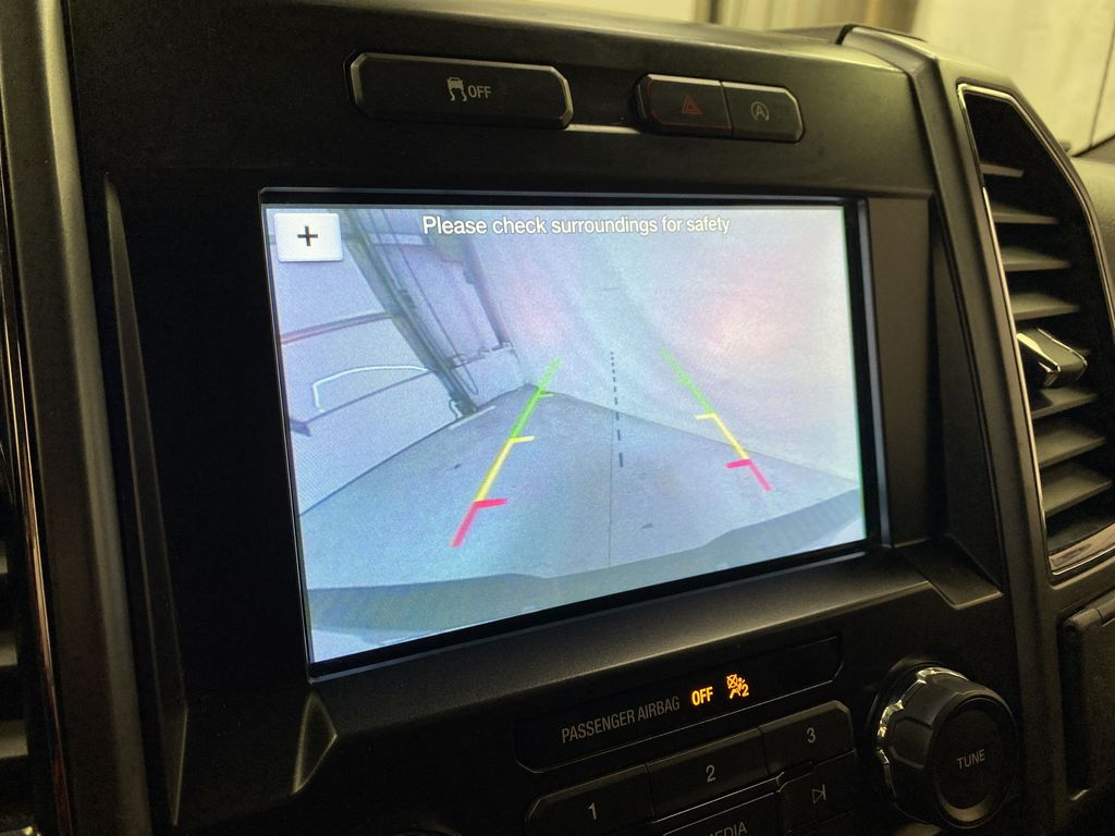 White[Oxford White] 2019 Ford F-150 Backup Camera Closeup Photo in Dartmouth NS