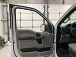 White[Oxford White] 2019 Ford F-150 Left Front Interior Door Panel Photo in Dartmouth NS