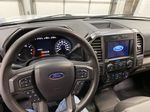 White[Oxford White] 2019 Ford F-150 Steering Wheel and Dash Photo in Dartmouth NS
