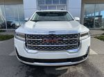 White[White Frost Tricoat] 2021 GMC Acadia Denali Front Vehicle Photo in Calgary AB