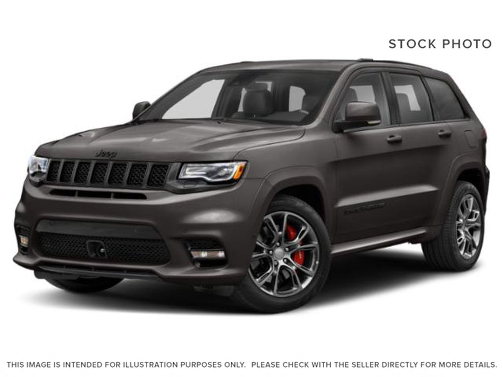 Gray[Granite Crystal Metallic] 2020 Jeep Grand Cherokee