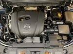 DEEP CRYSTAL BLUE MICA(42M) 2021 Mazda CX-5 GT AWD Engine Compartment Photo in Edmonton AB