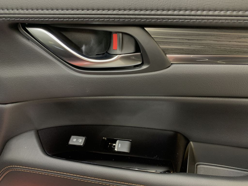SOUL RED CRYSTAL METALLIC(46V) 2021 Mazda CX-5 GT AWD Passenger Front Door Controls Photo in Edmonton AB