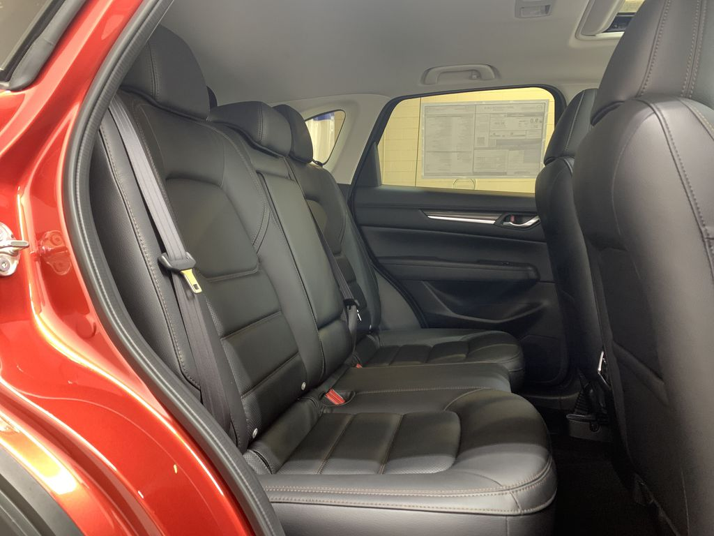 SOUL RED CRYSTAL METALLIC(46V) 2021 Mazda CX-5 GT AWD Right Side Rear Seat  Photo in Edmonton AB