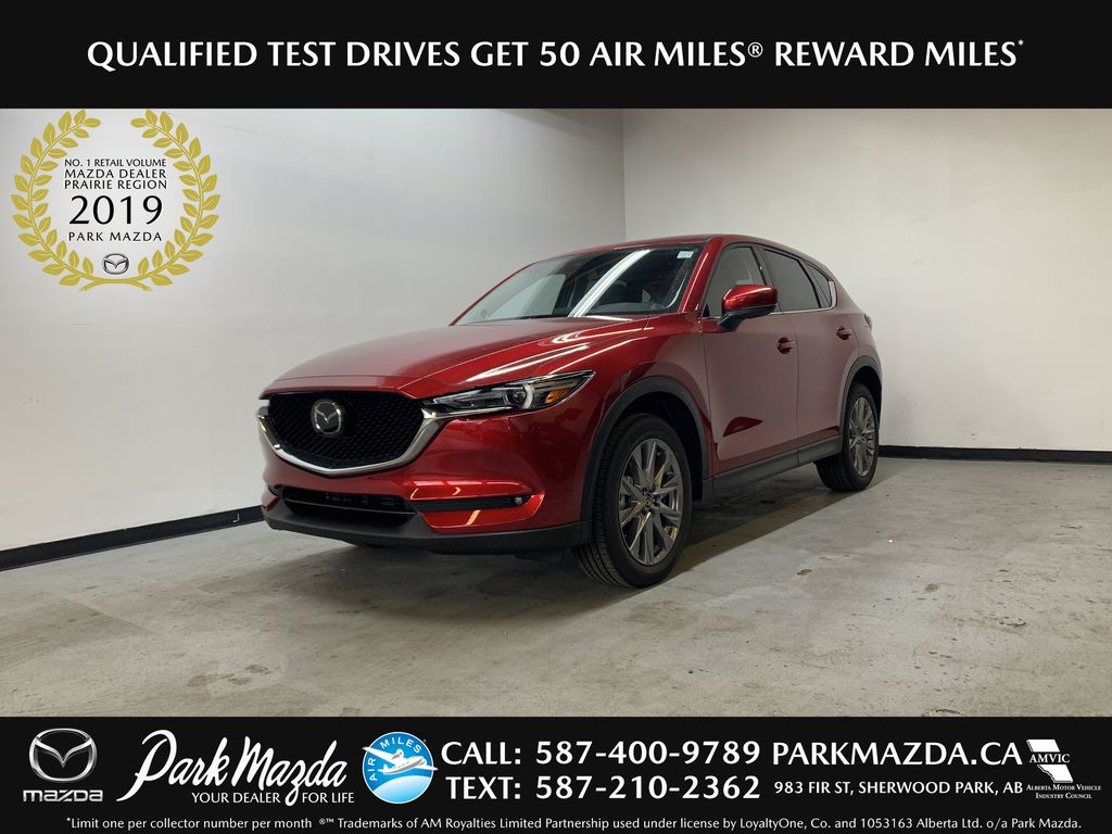 SOUL RED CRYSTAL METALLIC(46V) 2021 Mazda CX-5 GT AWD