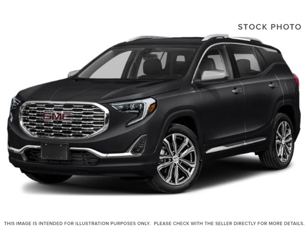 Ebony Twilight Metallic 2020 GMC Terrain