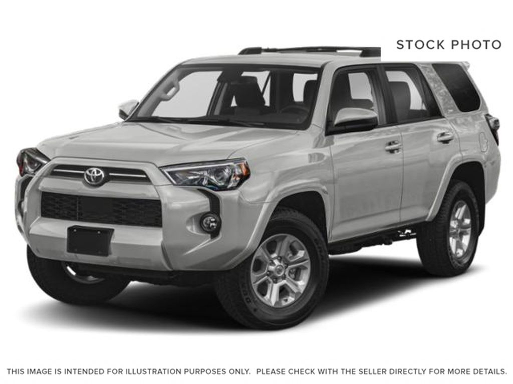 Silver[Classic Silver Metallic] 2021 Toyota 4Runner