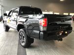 Black 2020 Toyota Tacoma TRD Sport Premium | Toyota Certified Left Rear Corner Photo in Edmonton AB