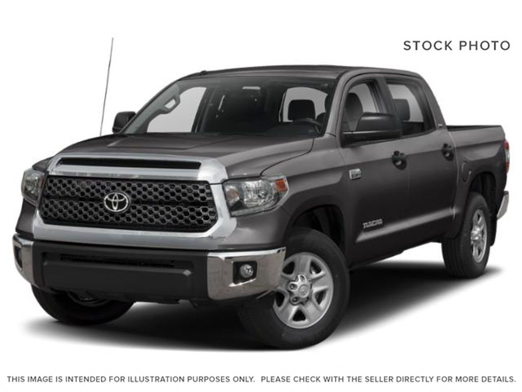 Gray[Magnetic Gray Metallic] 2021 Toyota Tundra 4WD