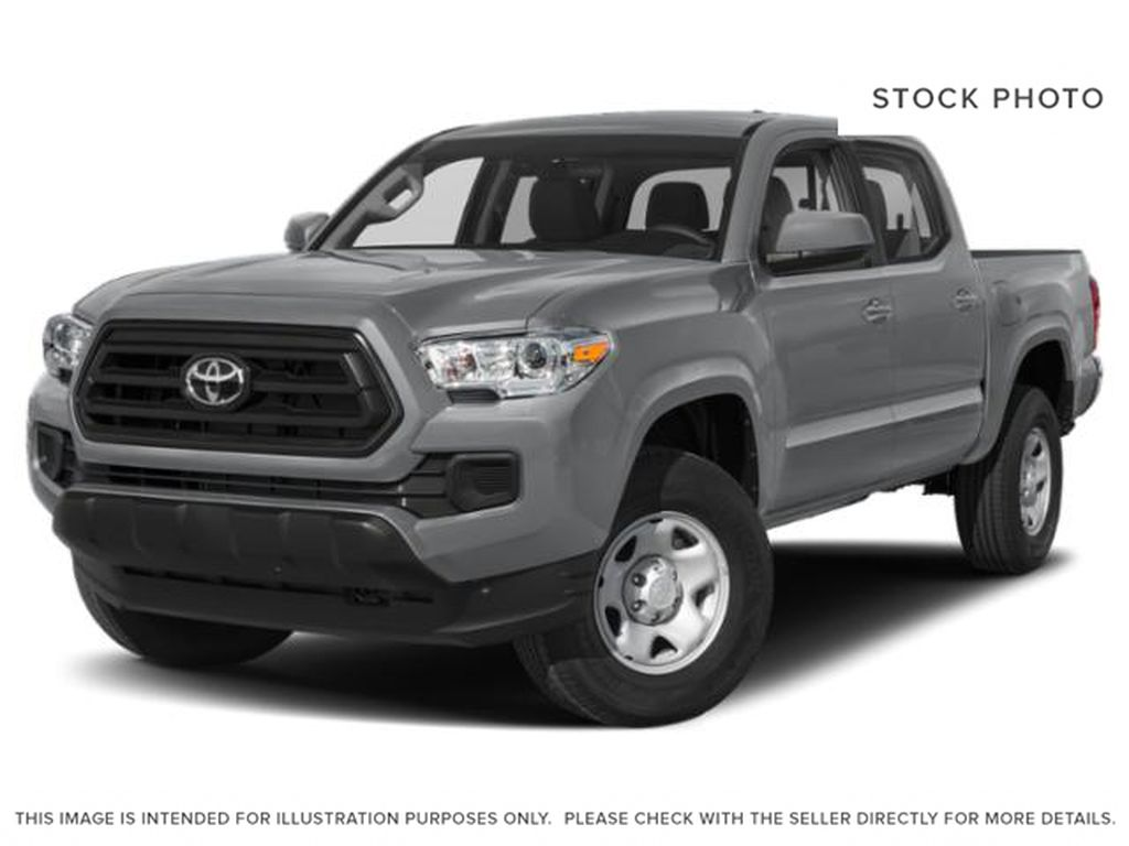 Gray[Cement] 2021 Toyota Tacoma TRD Off Road Premium