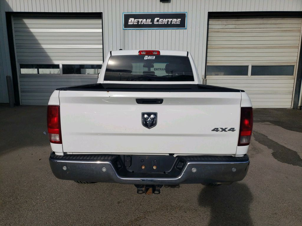 White 2014 Ram 1500  Driver's Side Door Controls Photo in Fort Macleod AB