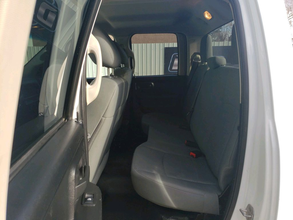 White 2014 Ram 1500 LR Door Panel Ctls Photo in Fort Macleod AB