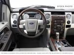 White[Oxford White] 2009 Ford F-150 Steering Wheel and Dash Photo in Fort Macleod AB