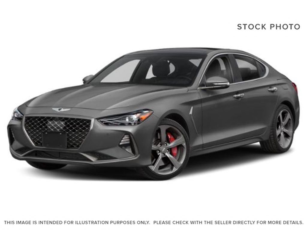 Gray[Himalayan Grey Metallic] 2020 Genesis G70
