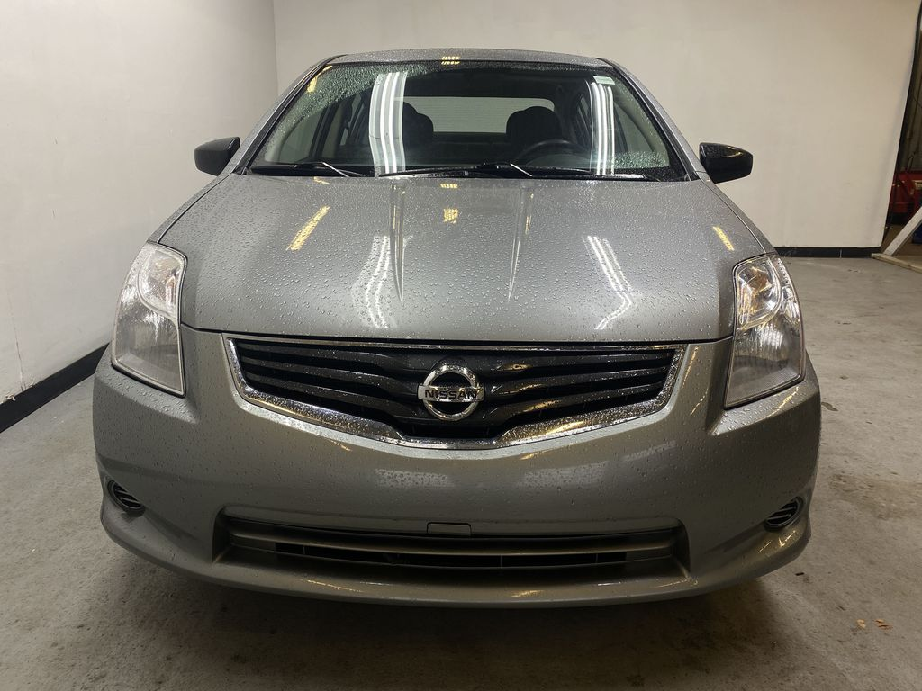 M.GREY 2012 Nissan Sentra 2.0 - Air Conditioning, AM/FM Stereo, CD/AUX Audio Front Vehicle Photo in Edmonton AB