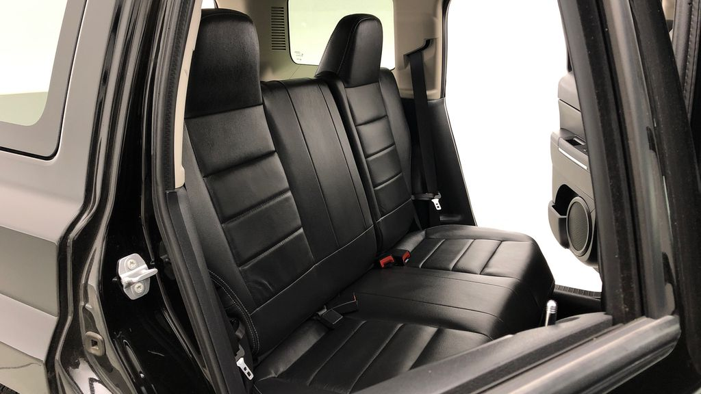 Black[Black] 2015 Jeep Patriot Limited 4WD - Leather, Sunroof, Navigation, Bluetooth Right Side Rear Seat  Photo in Winnipeg MB