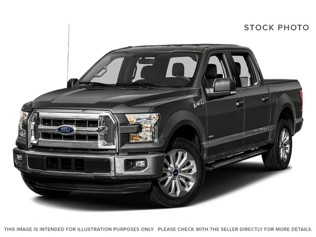 Gray[Magnetic] 2016 Ford F-150