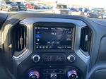 Black[Onyx Black] 2021 GMC Sierra 1500 Elevation Radio Controls Closeup Photo in Calgary AB
