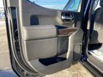 Black[Onyx Black] 2021 GMC Sierra 1500 Elevation Left Rear Interior Door Panel Photo in Calgary AB