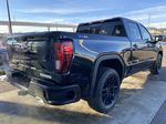 Black[Onyx Black] 2021 GMC Sierra 1500 Elevation Right Rear Corner Photo in Calgary AB
