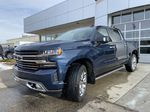 Blue[Northsky Blue Metallic] 2021 Chevrolet Silverado 1500 High Country Left Front Head Light / Bumper and Grill in Calgary AB