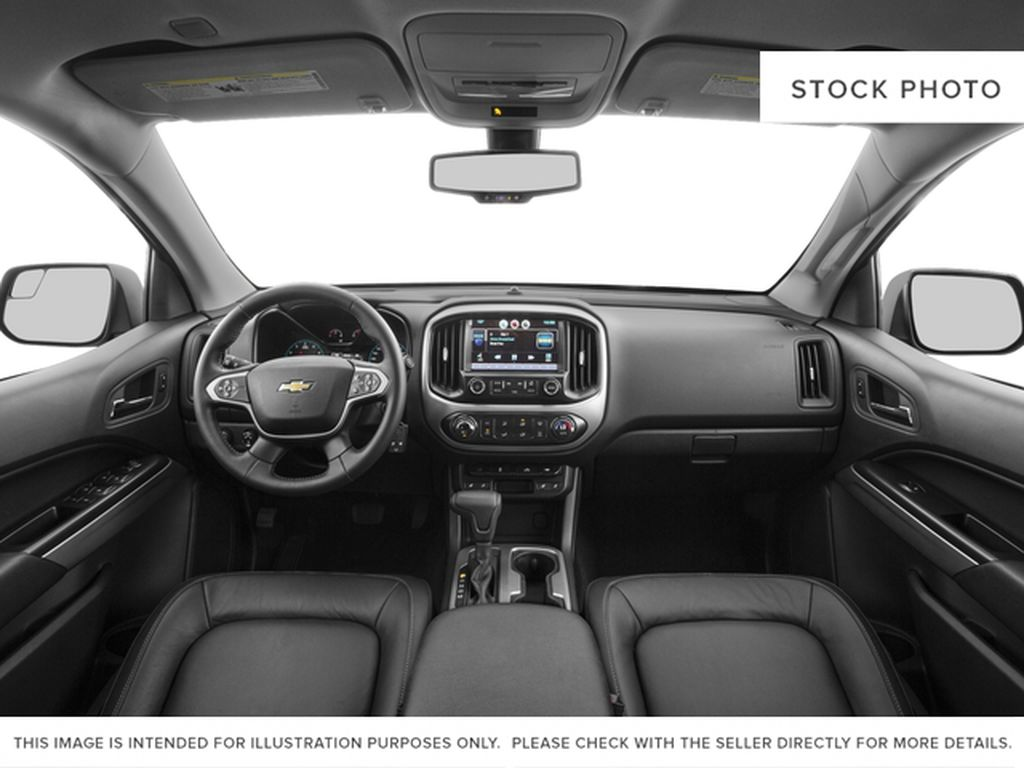 2016 Chevrolet Colorado Central Dash Options Photo in Cold Lake AB