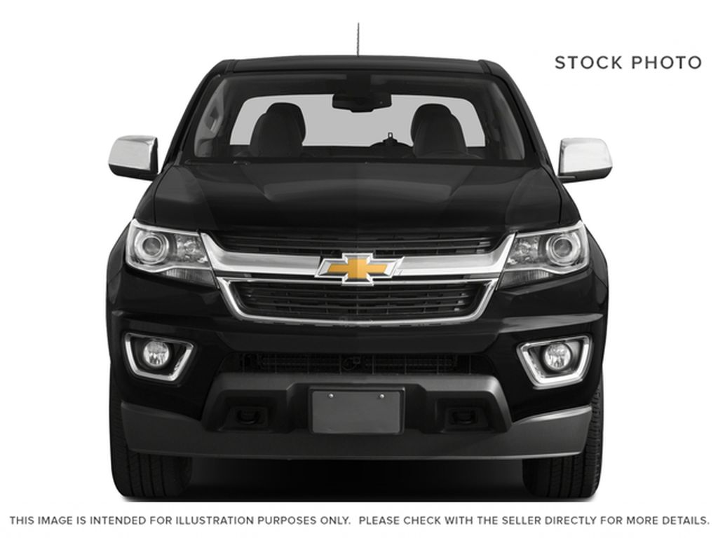 2016 Chevrolet Colorado Front Vehicle Photo in Cold Lake AB