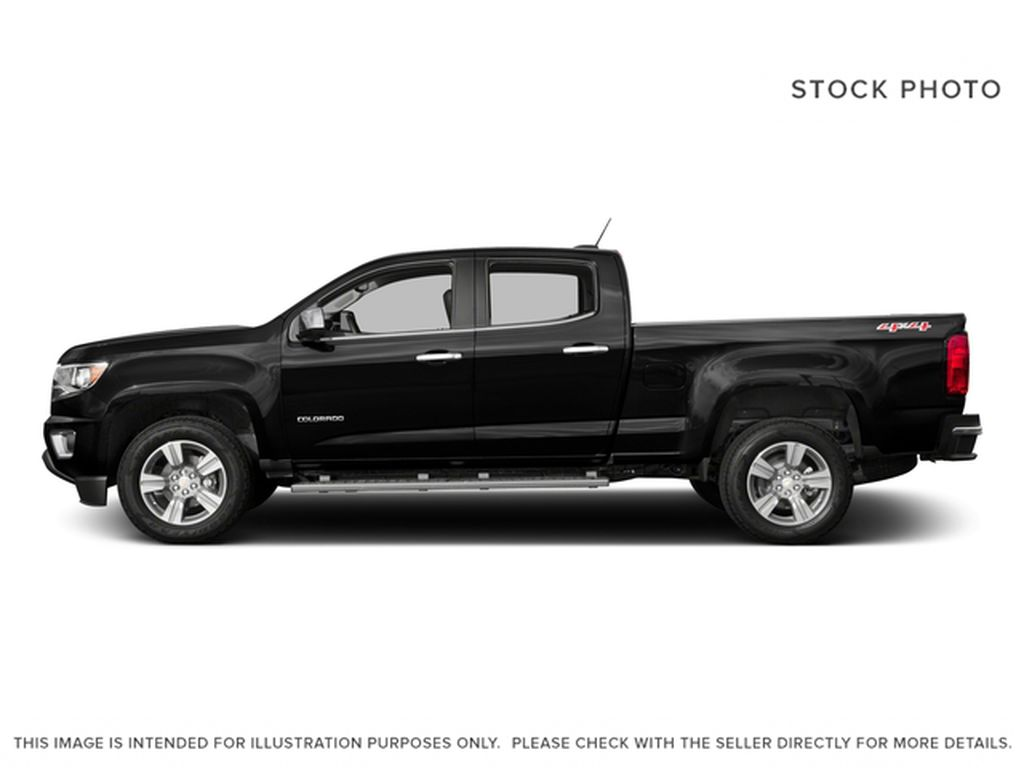 2016 Chevrolet Colorado Left Side Photo in Cold Lake AB