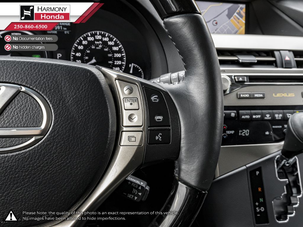 Red 2014 Lexus RX 450h Front Vehicle Photo in Kelowna BC