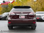 Red 2014 Lexus RX 450h Left Side Photo in Kelowna BC