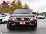 Red 2014 Lexus RX 450h Left Front Interior Photo in Kelowna BC