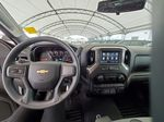 White 2021 Chevrolet Silverado 1500 Front Vehicle Photo in Airdrie AB