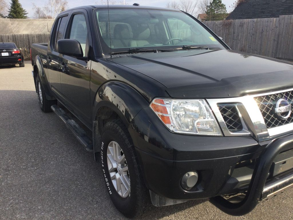 2016 NISSAN FRONTIER S Right Front Corner Photo in Brockville ON
