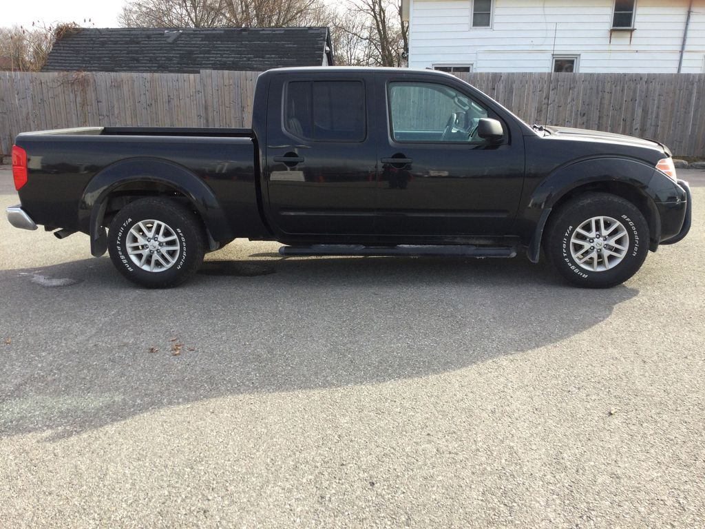 2016 NISSAN FRONTIER S Right Side Photo in Brockville ON
