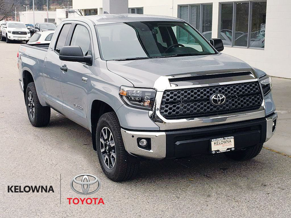 Gray[Cement] 2021 Toyota Tundra TRD Off Road