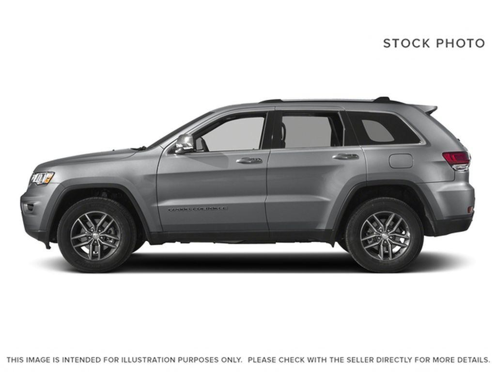 2017 Jeep Grand Cherokee Left Side Photo in Medicine Hat AB