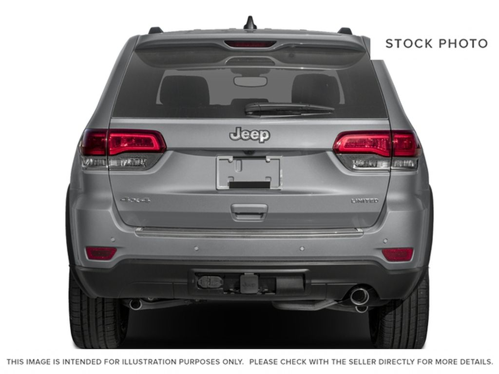 2017 Jeep Grand Cherokee Rear of Vehicle Photo in Medicine Hat AB
