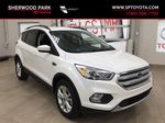 White[Oxford White] 2018 Ford Escape SEL AWD Primary Listing Photo in Sherwood Park AB