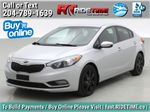 Silver[Sterling Metallic] 2015 Kia Forte LX Plus - Automatic, Heated Seats, Bluetooth, Cruise Control Primary Listing Photo in Winnipeg MB