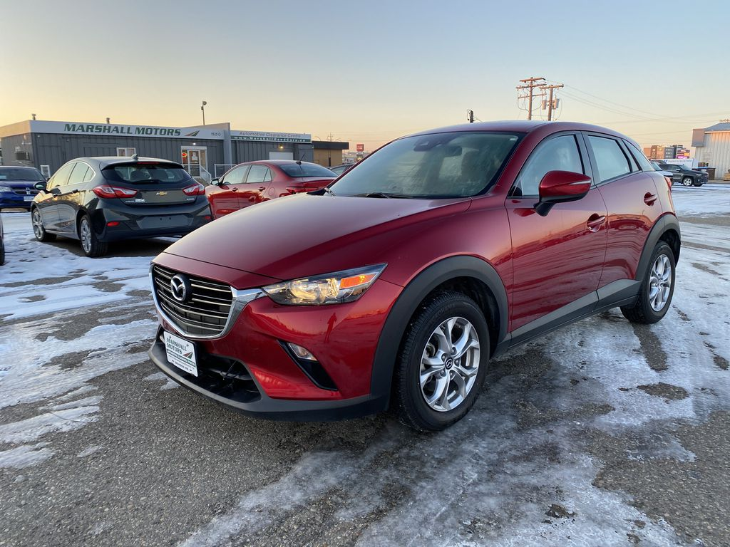 Red 2019 Mazda CX-3 GS Auto AWD *Bluetooth*Heated Seats*Back-Up Cam*