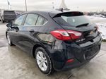 Black[Black] 2019 Chevrolet Cruze LT True North Left Rear Corner Photo in Calgary AB