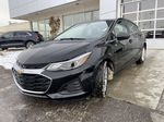 Black[Black] 2019 Chevrolet Cruze LT True North Left Front Head Light / Bumper and Grill in Calgary AB