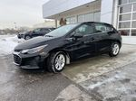 Black[Black] 2019 Chevrolet Cruze LT True North Left Front Corner Photo in Calgary AB