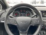 Black[Black] 2019 Chevrolet Cruze Steering Wheel and Dash Photo in Calgary AB