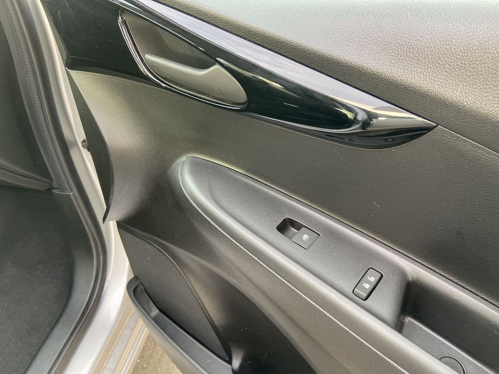 Silver[Silver Ice Metallic] 2019 Chevrolet Spark 1LT Passenger Front Door Controls Photo in Calgary AB