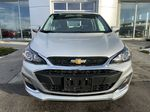 Silver[Silver Ice Metallic] 2019 Chevrolet Spark 1LT Front Vehicle Photo in Calgary AB