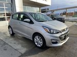 Silver[Silver Ice Metallic] 2019 Chevrolet Spark 1LT Right Front Corner Photo in Calgary AB