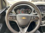 Silver[Silver Ice Metallic] 2019 Chevrolet Spark 1LT Steering Wheel and Dash Photo in Calgary AB