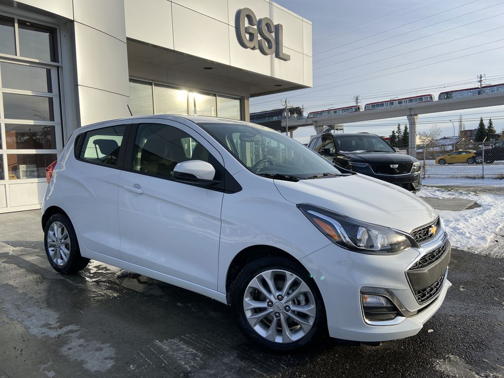 White[Summit White] 2019 Chevrolet Spark