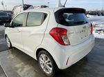 White[Summit White] 2019 Chevrolet Spark Left Rear Corner Photo in Calgary AB
